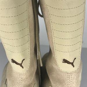 Puma Shoes - Puma Mahanuala Winter Flex Suede Lace Shoes SH0580